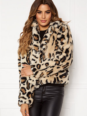 Rut & Circle Nova Faux Fur Jacket