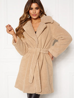 Ivyrevel Belted Teddy Coat