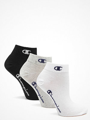 Strumpor - Champion Ankle Socks 3-Pack