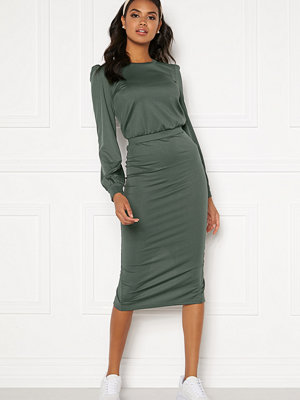 Bubbleroom Besa rib dress