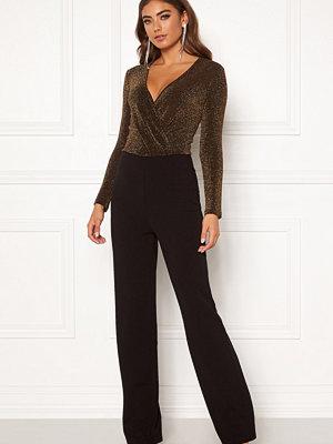 Bubbleroom Edalia sparkling top jumpsuit