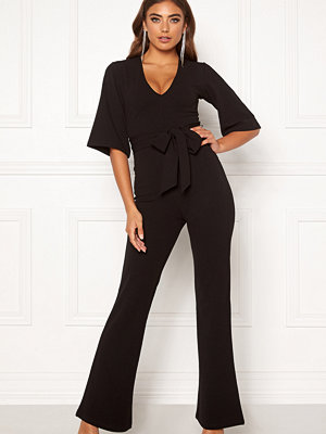 Make Way Londia jumpsuit Black