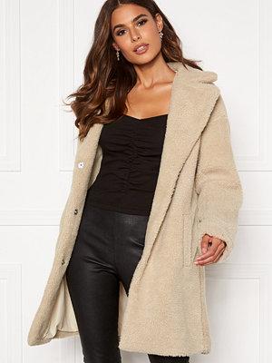 Vila Plys Teddy Coat