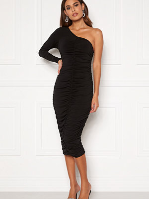 Ax Paris One Shoulder Midi Dress