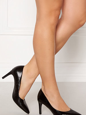Francesco Milano Patent Pumps