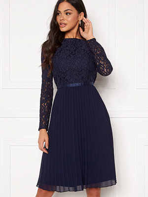 Chi Chi London Rene Lace Midi Dress