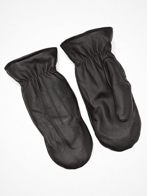 Pieces Nellie Leather Mittens