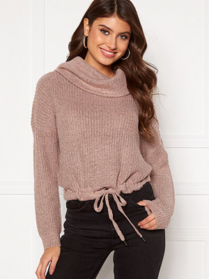 Only Nia L/S Rollneck Pullover