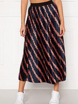 Only Jeanette Plisse Skirt
