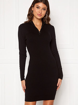 Only Tyra L/S Highneck Dress