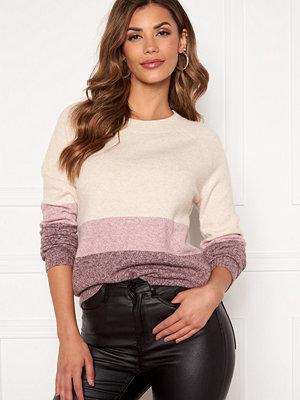 Tröjor - Vero Moda Doffy LS O-Neck Pullover