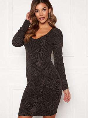 Only Shine L/S V-Neck Dress