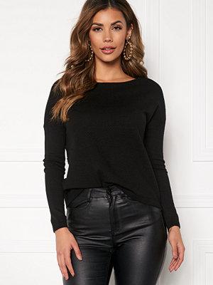 Only Brenda L/S Pullover Black