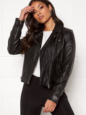 Selected Femme Kate Leather Jacket B