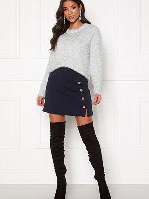 Only Sara Button Skirt