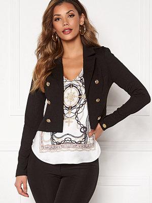 Kavajer & kostymer - Chiara Forthi Jemma button jersey jacket