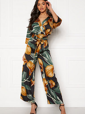 Jumpsuits & playsuits - Object Fania L/S Jumpsuit