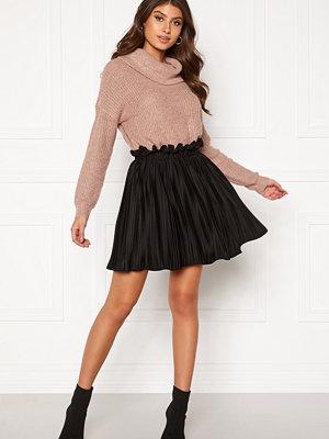 Bubbleroom Anna short pleated skirt