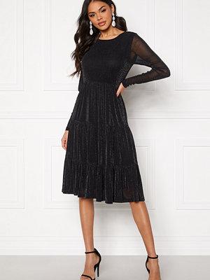 Vila Davis L/S Glitter Dress