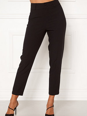 Happy Holly svarta byxor Florence trousers