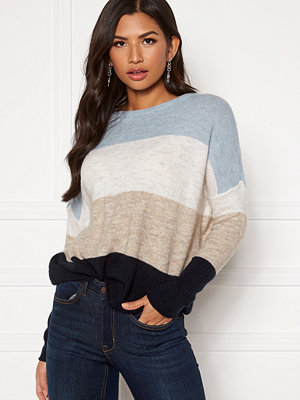 Only Mirna Stripe L/S Pullover