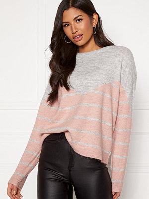 Vero Moda Rana ls Stripe Knit