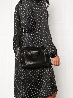 NuNoo Donna Snake Leather Bag