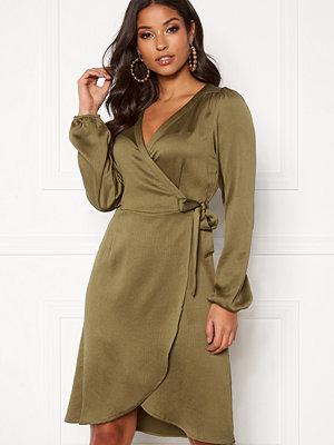 Vero Moda Gamma l/s Wrap Dress