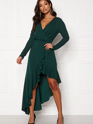 Girl In Mind Francesca V Neck Dress