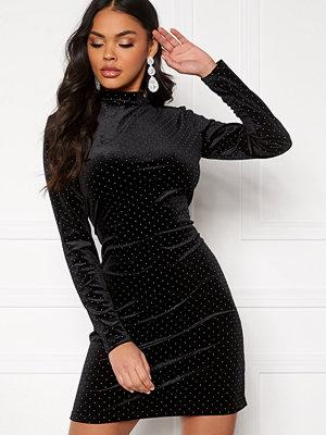 Vila Farica L/S Dress Black