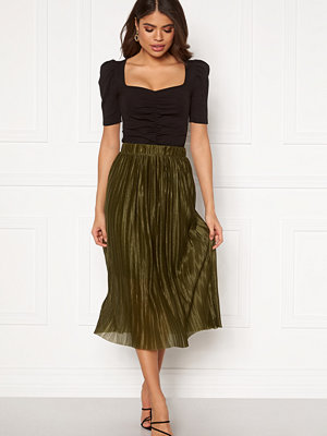 Vero Moda Seline Plisse Skirt