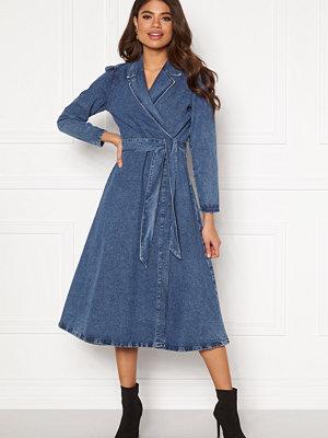 Selected Femme Harper LS denim dress