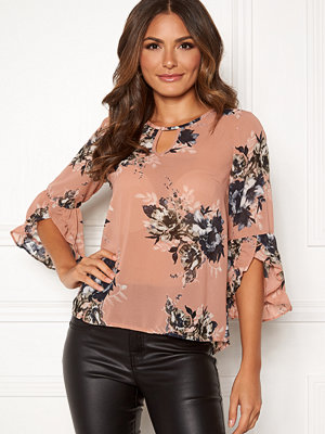 Happy Holly Madelyn Blouse
