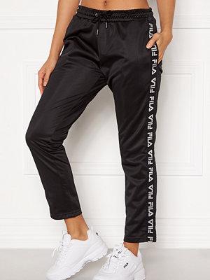 Fila svarta byxor Padma Cropped Pants