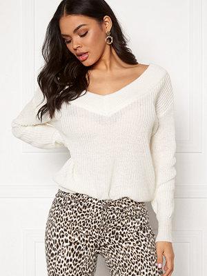 Only Melton Life L/S V-Neck Pullover