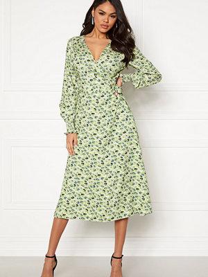 Twist & Tango Blanka Dress Green Mini Flower