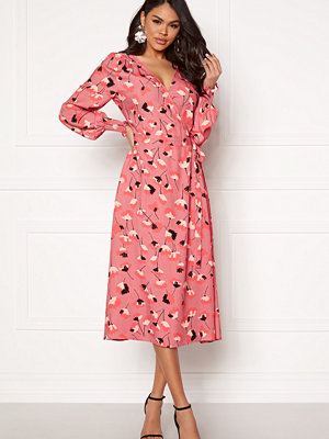 Twist & Tango Blanka Dress Winter Pink Flower