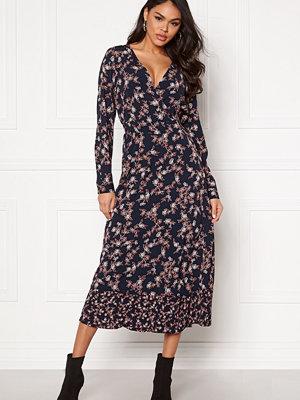 Only Venera L/S Midi Dress