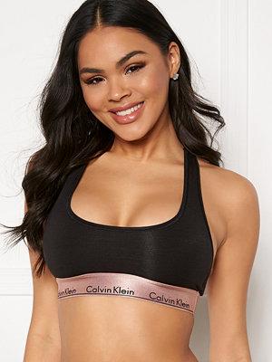 BH - Calvin Klein Unlined Shiny Bralette