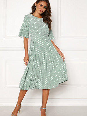 Happy Holly Eloise pleated dress