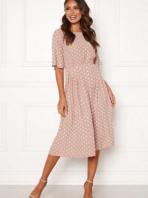 Happy Holly Eloise pleated dress