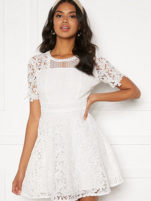 Bubbleroom Rixie dress White