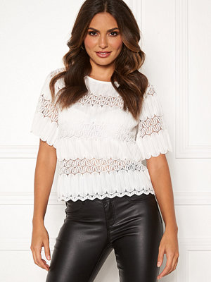 Toppar - Happy Holly Maria lace top