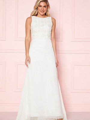 Y.a.s Ibylla SL Train Dress Star White