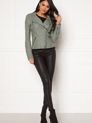 Only Ava Faux Leather Biker