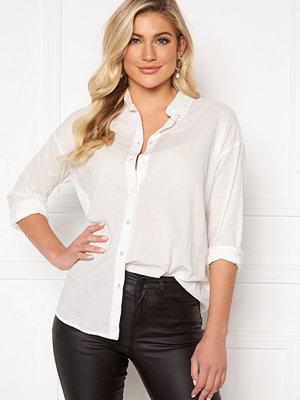 Skjortor - Vero Moda India Loose L/S Shirt