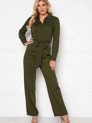 Jumpsuits & playsuits - Rut & Circle Alice Workwear Jumpsuit