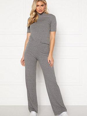 Sisters Point grå byxor Pro Pants 054 Grey Mel