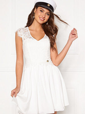 Chiara Forthi Amante lace dress White