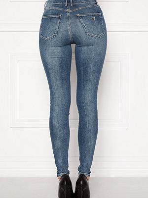 Jeans - Guess 1981 Glitter High Waist Jeans